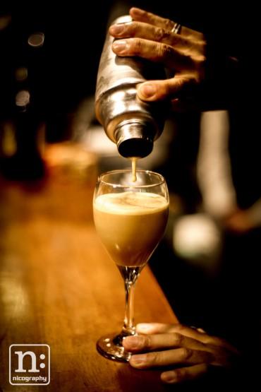 Latte Shakerato