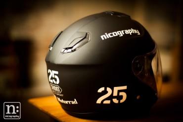 nicography helmet